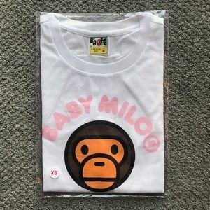 BAPE - Bathing Ape - Baby Milo T-Shirt